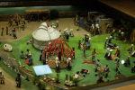 Экспонаты интерактивного музея миниатюр и культуры кыргызского народа в этнокомплексе Супара, сделанные из пластилина