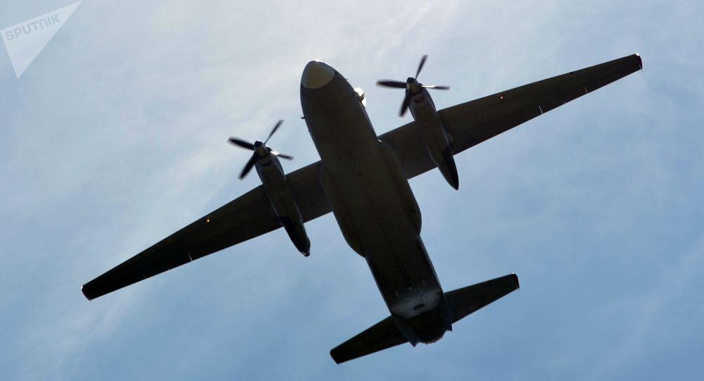 Военный самолет. Архивное фото
