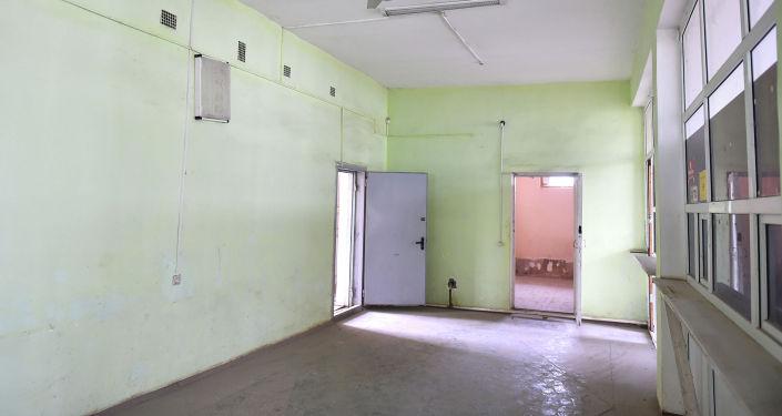 Здание в Араванском районе, где будут располагаться центр обслуживания населения