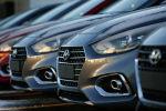 Hyundai автоунаалары. Архив