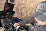 Житель Техаса Джоди Фариг решил покататься на вертолете, однако его полет обернулся полной неожиданностью — через несколько минут после взлета они пережили крушение.