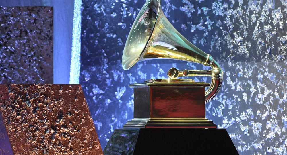 Статуэтка премии Грэмми. Архивное фото