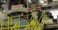 Как президенты двух стран дали старт запуску золоторудного комбината на Джеруе, смотрите в видео Sputnik Кыргызстан.