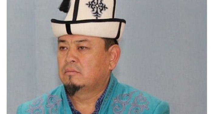 Кандидат в Муфтии Кыргызстана Шакир Маматов. Архивное фото