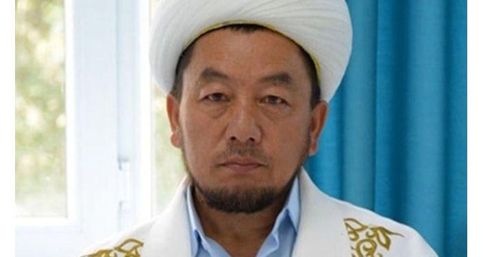 Кандидат в Муфтии Кыргызстана Сайдамир Джейналиев. Архивное фото