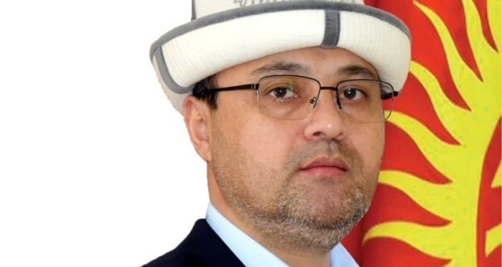 Кандидат в Муфтии Кыргызстана Шукур Исмаилов. Архивное фото