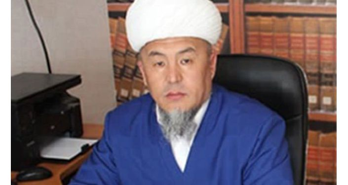 Кандидат в Муфтии Кыргызстана Убайдулла Сарыбаев. Архивное фото