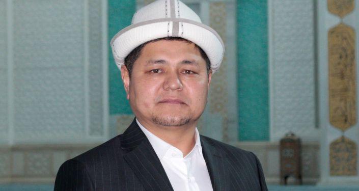 Кандидат в Муфтии Кыргызстана Ниязали Арипов. Архивное фото