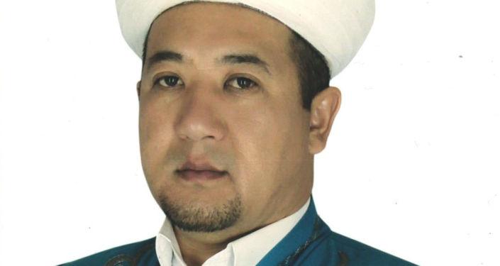 Кандидат в Муфтии Кыргызстана Султанали Гапуров. Архивное фото