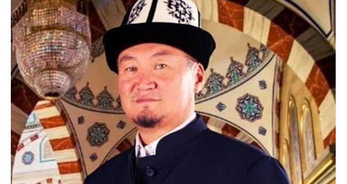 Кандидат в Муфтии Кыргызстана Нематилла Жээнбеков. Архивное фото