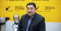 Кыргызстан улуттук электр тармагы ААКтын долбоорлорду ишке ашыруу тобунун башчысы Рустанбек Раимкулов