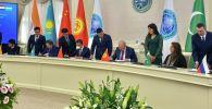 36-е заседание Совета Региональной антитеррористической структуры (РАТС) ШОС в Ташкенте. 18 марта 2021 года