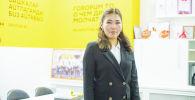 Республикалык ден соолукту чыңдоо жана массалык коммуникация борборунун дарыгери Марина Дүйшөнкулова