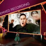 Иманбек Зейкенов (DJ Imanbek) получает награду за лучший ремикс
