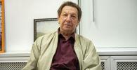 Завкафедрой международной журналистики Дипакадемии МИД КР, профессор Александр Кацев на радио Sputnik Кыргызстан