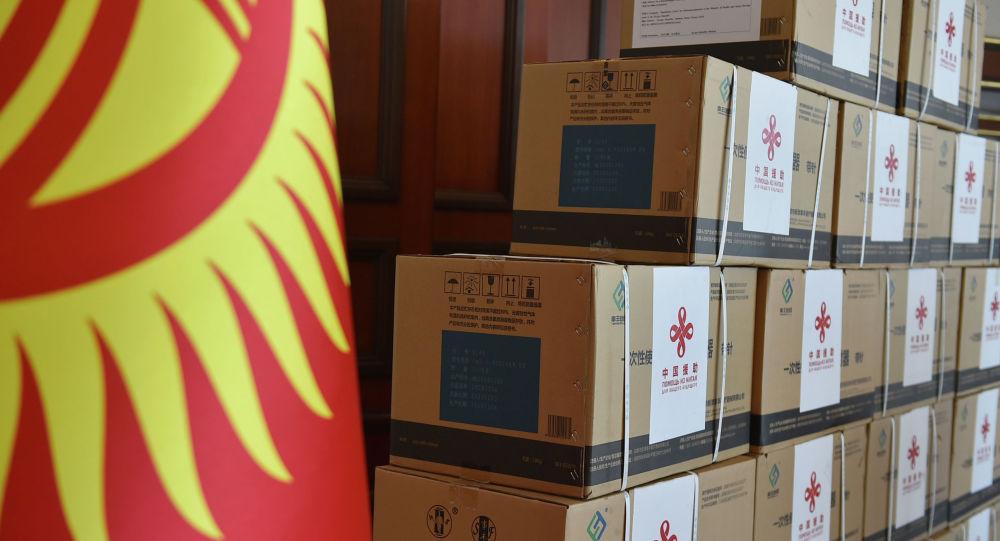 Кытай COVID-19га каршы 150 миң доза SinoPfarm вакцинасын Кыргызстанга акысыз берди