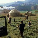 Ош облусундагы малчылардын биринин конушу, 1986-жыл