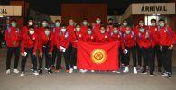 Кыргызстандын футболдук союзу өлкөнүн жаштар (U-23) командасы