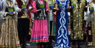 Участники концерта по случаю Нооруза. Архивное фото