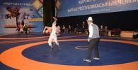 Кыргыз күрөш боюнча республиканын чемпионаты
