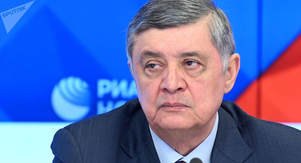 Специальный представитель президента России по Афганистану, директор Второго департамента Азии МИД РФ Замир Кабулов. Архивное фото