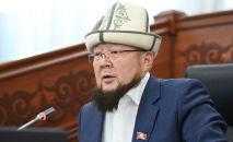 Депутат Аккулу Бердиев. Архивное фото