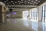Ремонт в здании торгового центра Эльдорадо в Бишкеке, где планируется открыть центр обслуживания населения