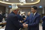 Встреча премьер-министра Улукбека Марипова с представителями кыргызской диаспоры в Ташкенте
