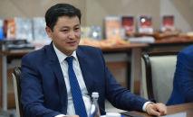 Председатель кабмина Улукбек Марипов. Архивное фото