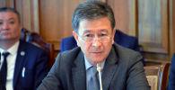 Бывший первый вице-премьер Аскарбек Шадиев. Архивное фото