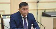 УКМК төрагасы Камчыбек Ташиев