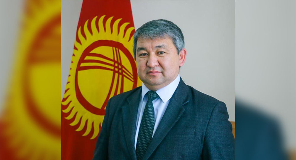 Назначенный  заместителем министра здравоохранения и социального развития Улук-Бек Бектурганов