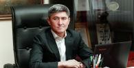 Президент Кыргызского футбольного союза Канатбек Маматов