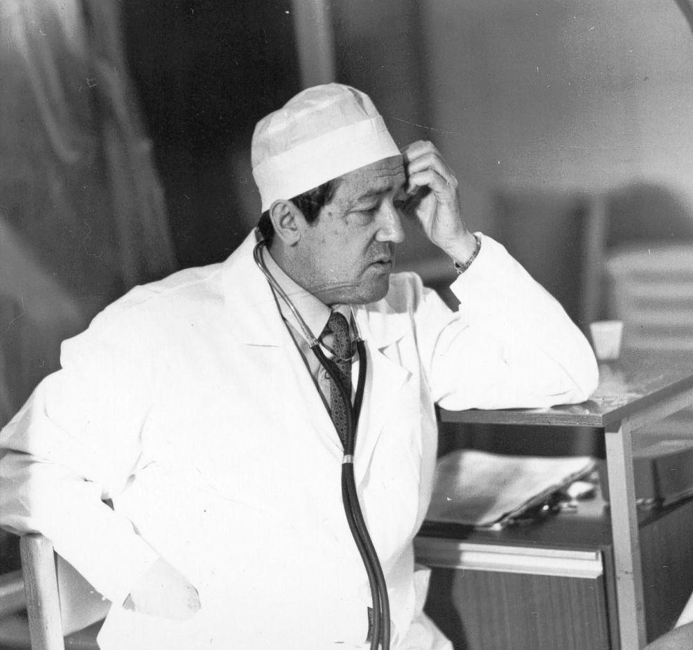 Доктор медицинских наук, профессор Мирсаид Миррахимов в 38 лет стал доктором наук