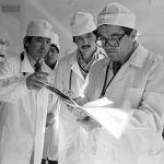 Окумуштуу Фрунзе шаарындагы илимий изилдөө борборунда, 1985-жыл