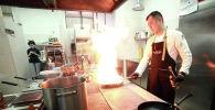 Тахир Эргашов — шеф-повар с многолетним стажем. Вместе с командой кулинарных виртуозов он стал первым на международном турнире по ресторанному спорту Russia Open серии WFRS World Cup.
