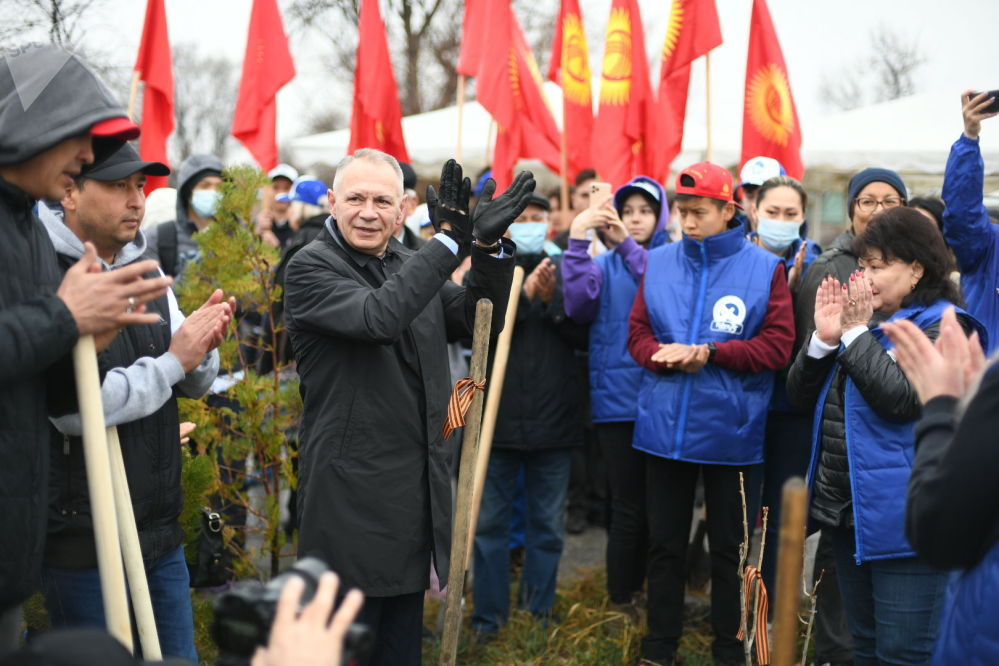 Эл аралык акция биринчи жолу 2020-жылы 18-мартта Россияда башталган