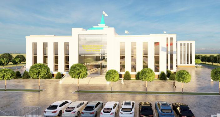 Проект строительства индустриального парка Silk Way в Кыргызстане