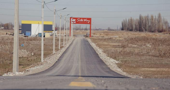 В Кыргызстане началось строительство индустриального парка Silk Way, для развития текстильного и швейного производства