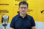 Завотделением ургентной кардиологии и реанимации № 2, ведущий специалист Лаборатории сна Национального центра кардиологии Алмаз Акунов