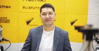 Заместитель исполнительного директора Международного делового совета Дастан Иманалиев