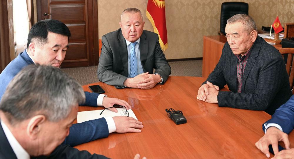 Парламенттеги Ата Мекен фракциясынын лидери болуп Сайдулла Нышанов шайланды.