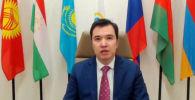 В пресс-центре Sputnik в формате видеомоста проходит онлайн-презентация доклада Евразийского банка развития на тему 2021 год станет периодом сильного восстановительного роста экономик государств — участников ЕАБР.