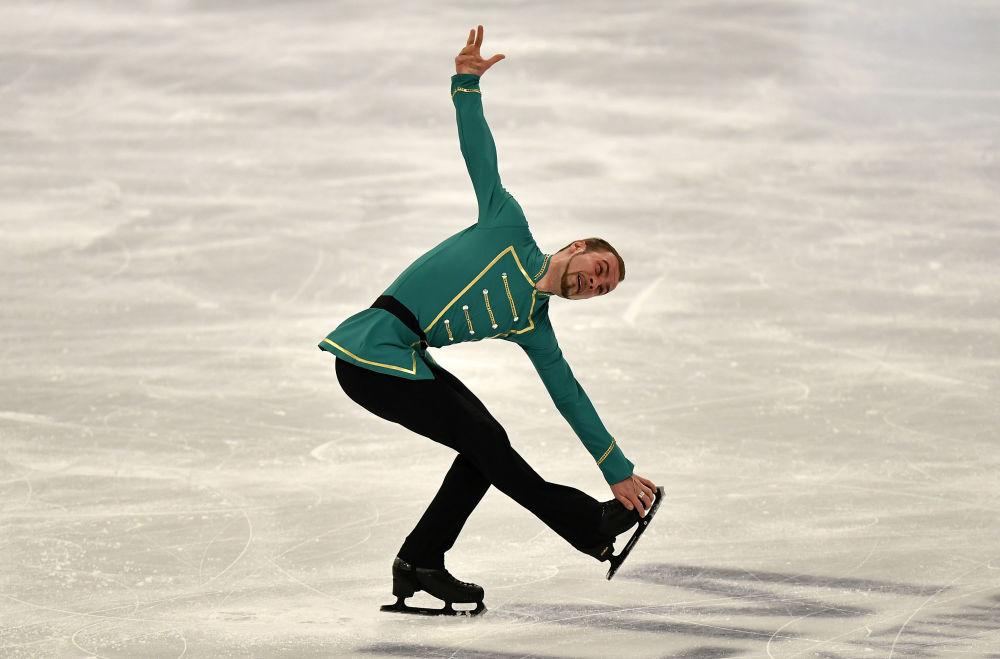 Беларустук спортчу Константин Милюков кыска программада 16-орунга жетти. Бул көрсөткүч менен ал Токио Олимпиадасына жолдомо алды