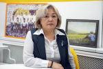 Санитарный врач, специалист по гигиене питания Центра госсанэпиднадзора Бишкека Умут Сатыбалдиева