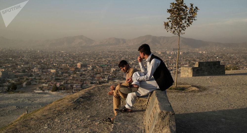Кабул шаары. Архив