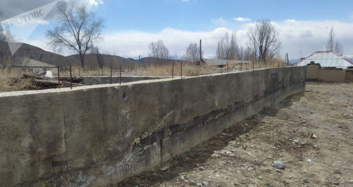 Средняя школа имени Кожоке Омор уулу в селе Ак-Кудук Нарынского района. 02 апреля 2021 года