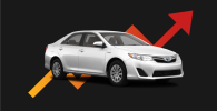 Как в КР изменились цены  на седаны с декабря 2020 года