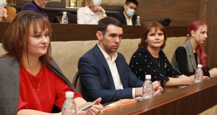 В Бишкеке прошла XII страновая конференция российских соотечественников Кыргызстан и Россия — новые форматы сотрудничества