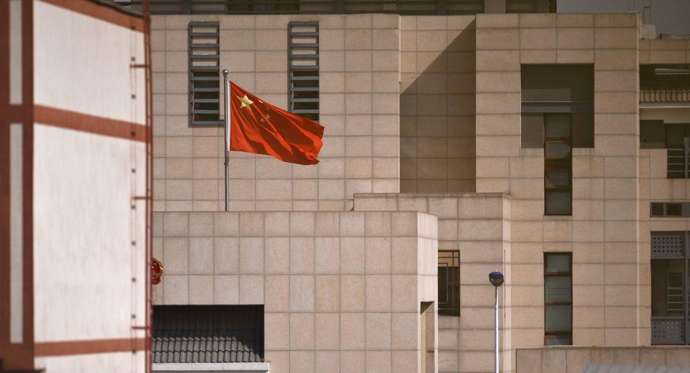 Китайское посольство в Бишкеке. Архивное фото